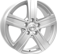 "16"" INTER ACTION VN5 - Silver 6,5x16 - ET45"