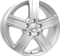"17"" INTER ACTION VN5 - Silver 7x17 - ET55"