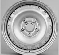 """15"""" KRONPRINZ STEEL STAAL - Silver 6x15 - ET47"""