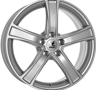 "17"" IT WHEELS EMMA - Silver 7x17 - ET40"