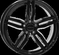 "19"" ROMAC VENOM - Glossy Black 9,5x19 - ET38"
