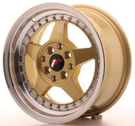 "15"" JAPAN RACING JR6 GOLD"