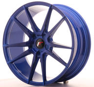 "20"" JAPAN RACING JR21 - PLATINUM BLUE"