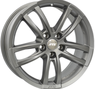 """17"""" ATS RADIAL - Dull Anthracite 7,5x17 - ET35"""