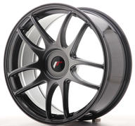 "19"" JAPAN RACING JR29 HYPER BLACK"