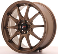 "17"" JAPAN RACING JR5 DARK ABZ"