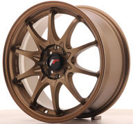 "16"" JAPAN RACING JR5 DARK ABZ"