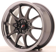 "16"" JAPAN RACING JR5 GUNMETAL"