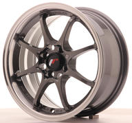 "15"" JAPAN RACING JR5 GUNMETAL"