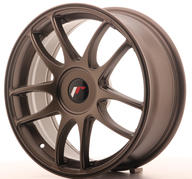 "17"" JAPAN RACING JR29 MATT BRONZE"