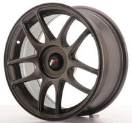 "16"" JAPAN RACING JR29 MATT BRONZE"