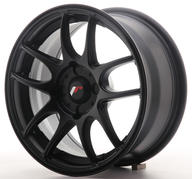 "15"" JAPAN RACING JR29 MATT BLACK"
