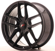 "19"" JAPAN RACING JR25 GLOSSY BLACK"