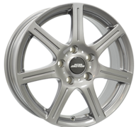 "16"" INTER ACTION SIRIUS - Gloss Gray 6,5x16 - ET40"