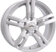 "16"" INTER ACTION KARGIN - Silver 6,5x16 - ET35"