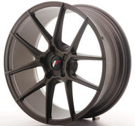 "20"" JAPAN RACING JR30 MATT BRONZE"
