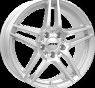 """16"""" ATS ANTARES - Silver 7x16 - ET48"""