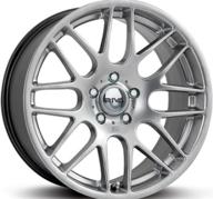 "19"" FOX RIVA DTM - Silver 8x19 - ET34"