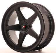 "18"" JAPAN RACING JR24 MATT BLACK"