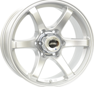 "20"" INTER ACTION OFFROAD - Silver 9x20 - ET20"