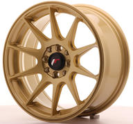 "16"" JAPAN RACING JR11 GOLD"