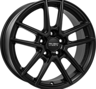 "17"" ANZIO SPLIT - Dull Black 7x17 - ET45"