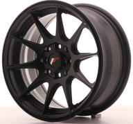 "15"" JAPAN RACING JR11 FLAT BLACK"