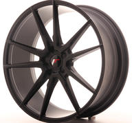 "22"" JAPAN RACING JR21 MATT BLACK"