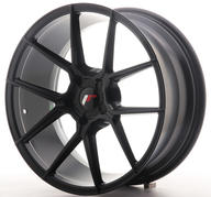 "19"" JAPAN RACING JR30 MATT BLACK"