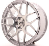 "20"" JAPAN RACING JR18 SILVER POLISHED"