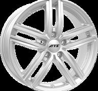"""15"""" ATS ANTARES - Silver 6x15 - ET43"""