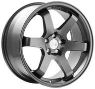 "18"" 1AV WHEELS - ZX6 - GUNMETAL"