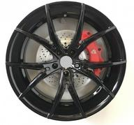 "20"" 1AV WHEELS - ZX5 - GLOSSY BLACK"