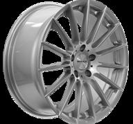 "19"" MONACO FORMULA - Silver 8,5x19 - ET35"