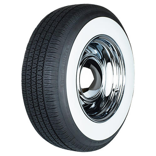 "KONTIO WHITEPAW CLASSIC WHITEWALL 3"" (76MM) 225/75-15 R"