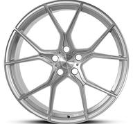 "20"" IMAZ WHEELS FF588 - SILVER BRUSHED FACE"