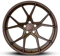 "20"" IMAZ WHEELS FF588 - MATT BRONZE"