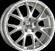"19"" MONACO MIRABEAU - Silver / Polished 8,5x19 - ET30"
