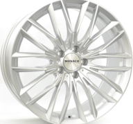 "19"" MONACO GP2 - Silver 8,5x19 - ET45"