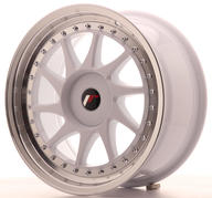 "17"" JAPAN RACING JR26 WHITE"