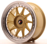 "17"" JAPAN RACING JR26 GOLD"
