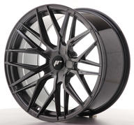 "22"" JAPAN RACING JR28 HYPER BLACK"
