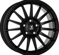 "17"" IT WHEELS SOFIA - Dull Black 7,5x17 - ET45"