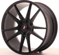 "20"" JAPAN RACING JR21 MATT BLACK"