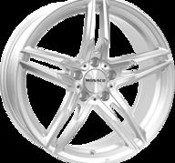 "18"" MONACO GP1 - Silver 8x18 - ET30"