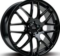 """18"""" FOX RIVA DTM - Glossy Black 8x18 - ET34"""