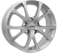 "18"" INTER ACTION PULSAR - Silver 8x18 - ET40"